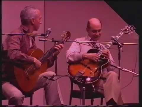 Rare Joe Pass footage not seen for over 30 years - YouTube