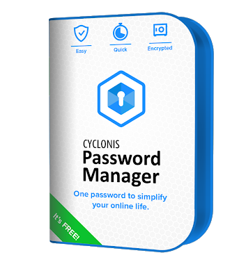 تحميل أفضل برنامج لإدارة كلمات المرور Cyclonis Password