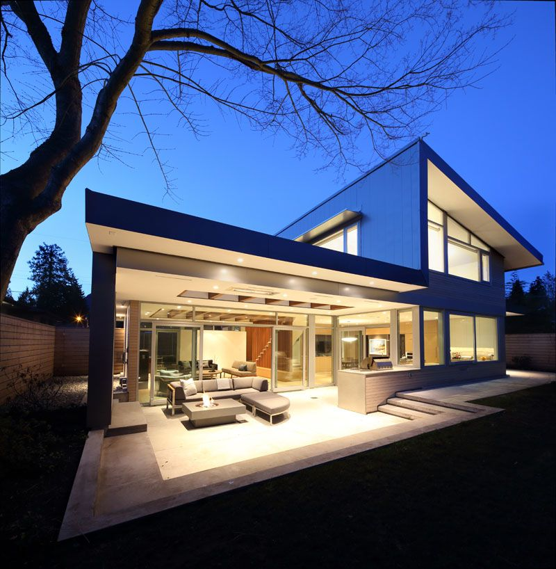The Edge Apartments Vancouver: The Edge House By Vallely Architecture