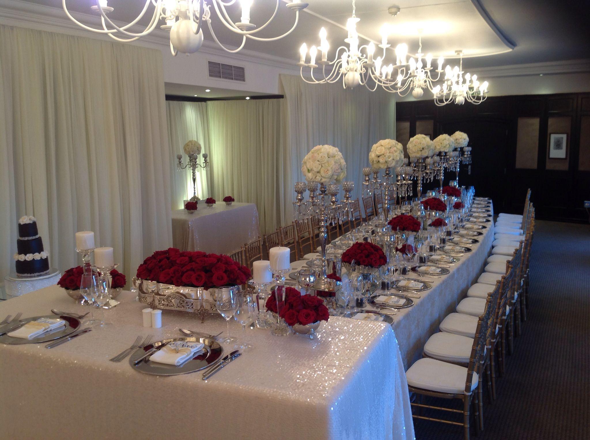 Finishing Touches Durban Wedding Decor My Trade Pinterest