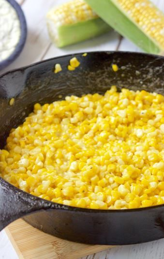 Fried Corn   Beckies Kitchen