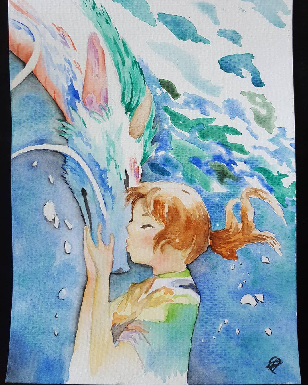 Le Voyage De Chihiro Et Voila Il Est Termine Donnez Moi Vos Avis