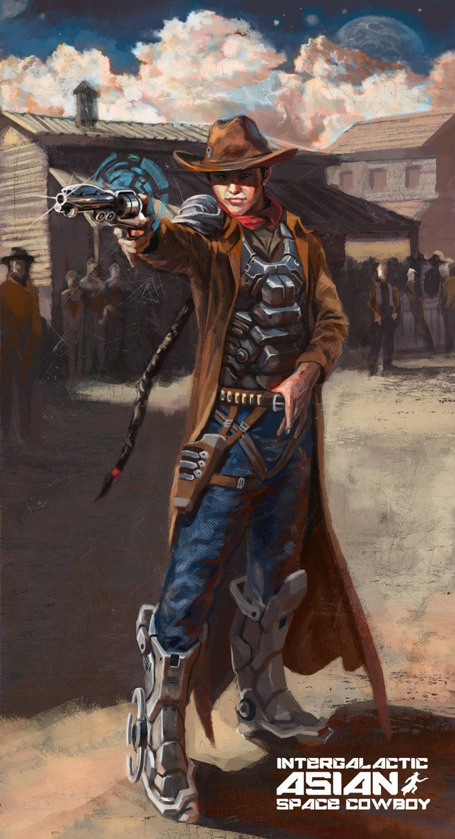 Space Cowboy Art Inspiration In 2019 Space Cowboys