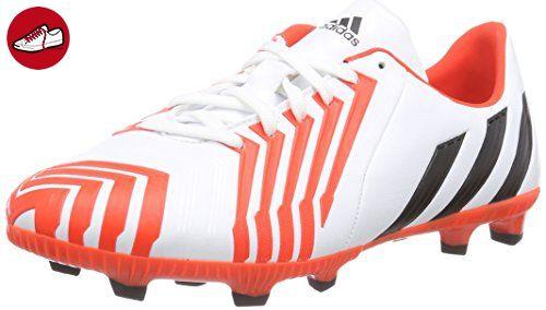 adidas performance kinder fußballschuhe predito instinct in schwarz-rot
