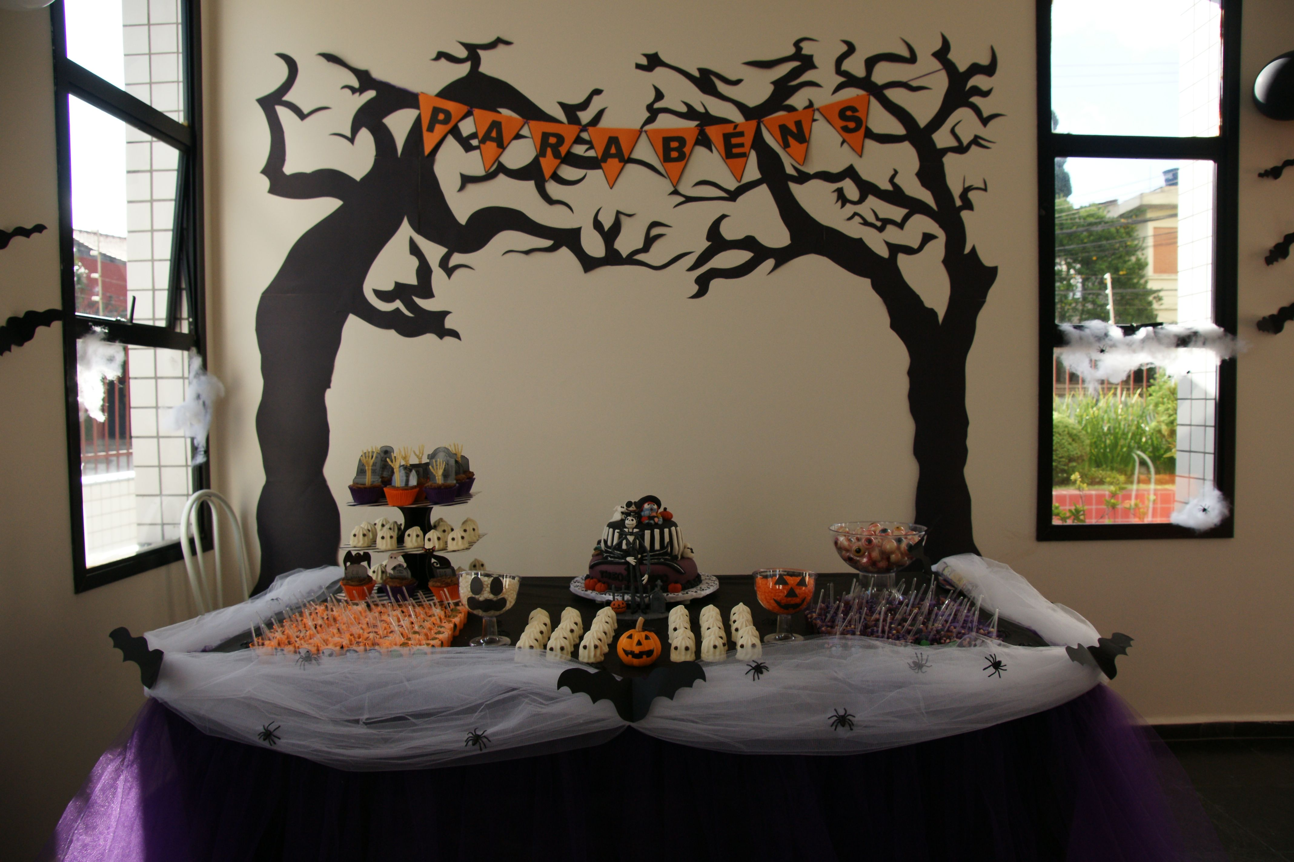 Nightmare Before Christmas party! | Party Ideas | Pinterest | jack ...