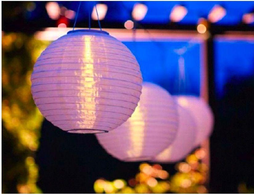 Ikea solar party lights birthdays graduations house parties ikea solar party lights mozeypictures Image collections
