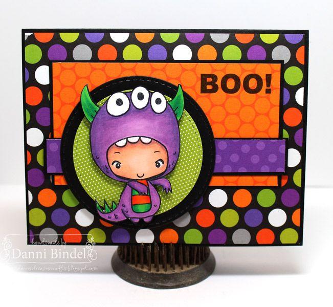 Danni's Dreams: Boo!