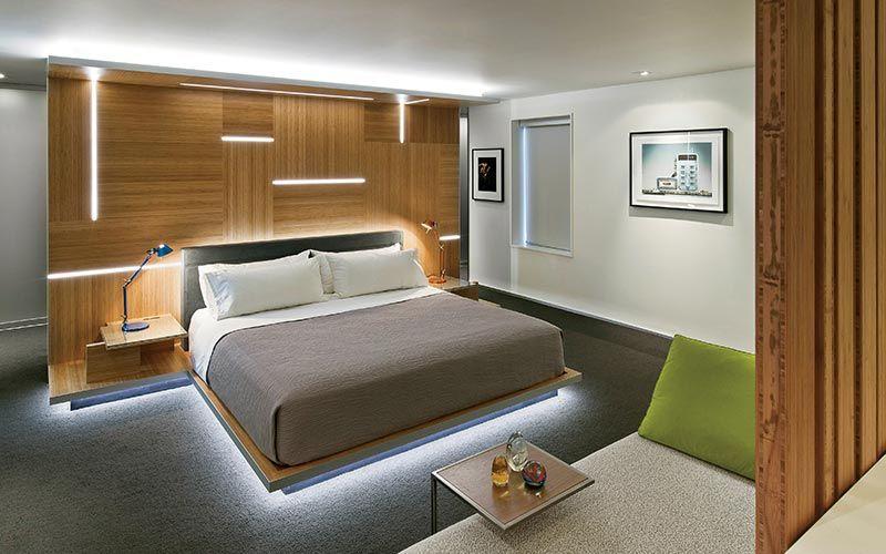 100 Bedroom Lighting Ideas To Add Sparkle To Your Bedroom Homeluf Bed Design Modern Bedroom Lighting Bedroom Design