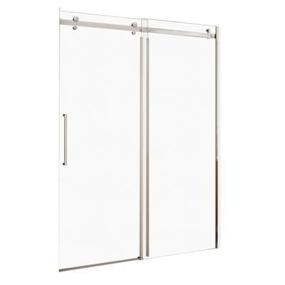 MAAX   Porte coulissante   roulement Halo 60 pouces     Home Depot Canada. MAAX   Halo 48 Inch Big Roller Sliding Door   138996 900 084 000