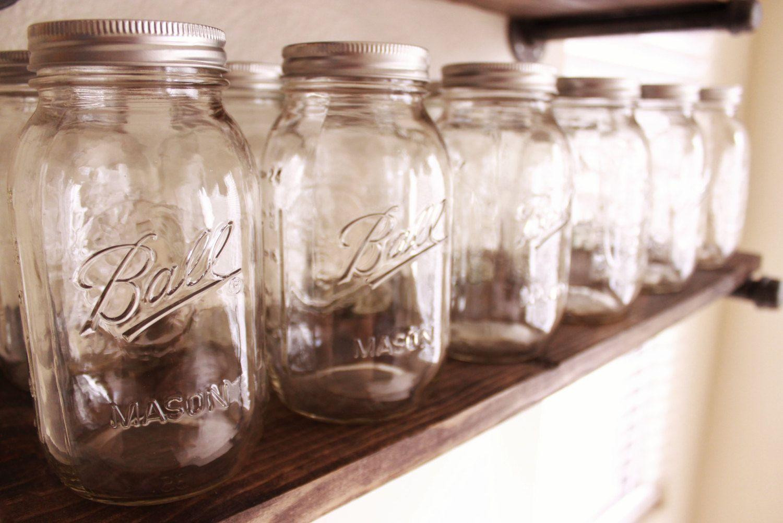 12 new quality mason jars bulk mason jars 12 diy jars ball mason