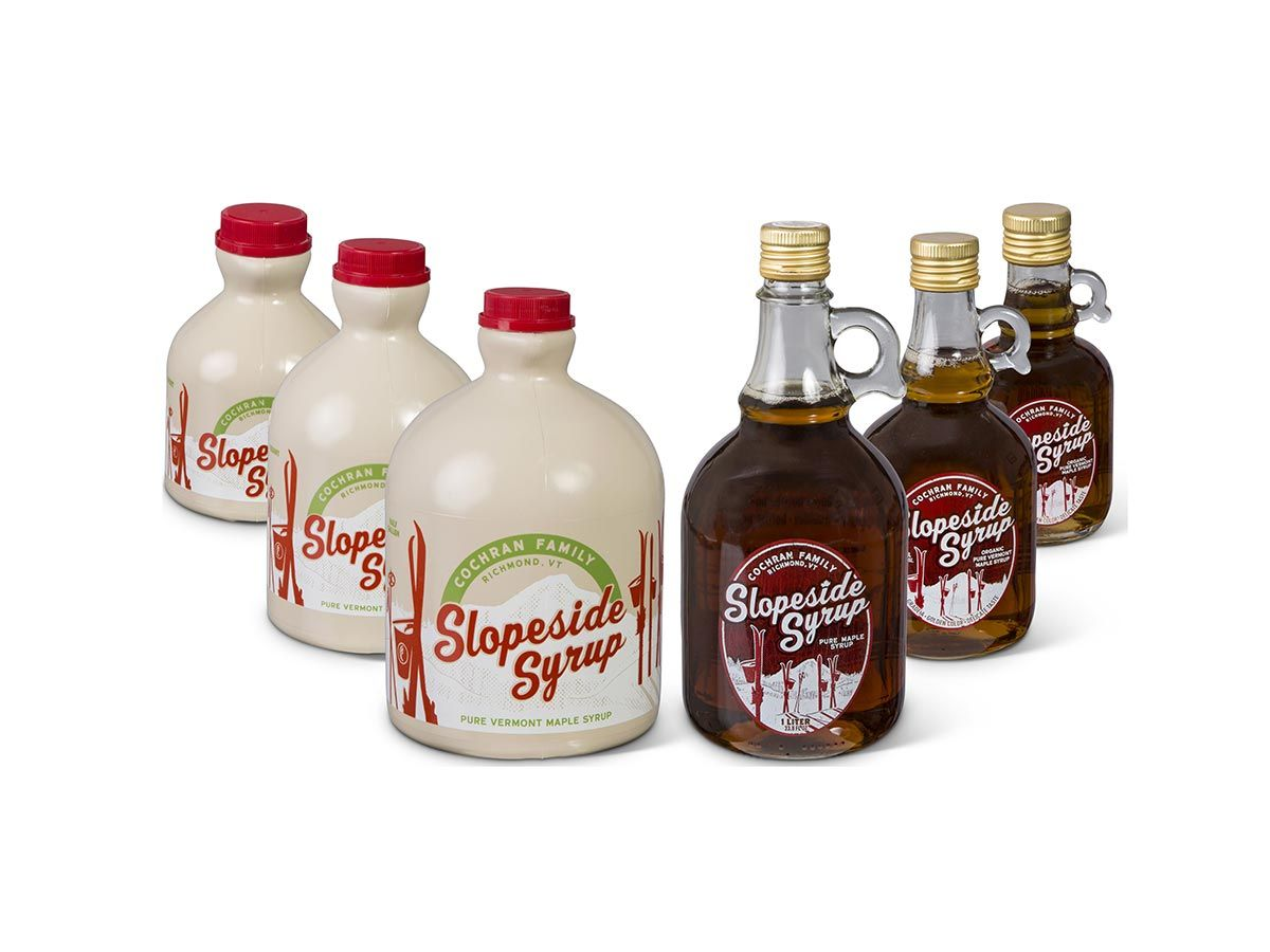 Organic Pure Vermont Maple Syrup   Syrup and Favors