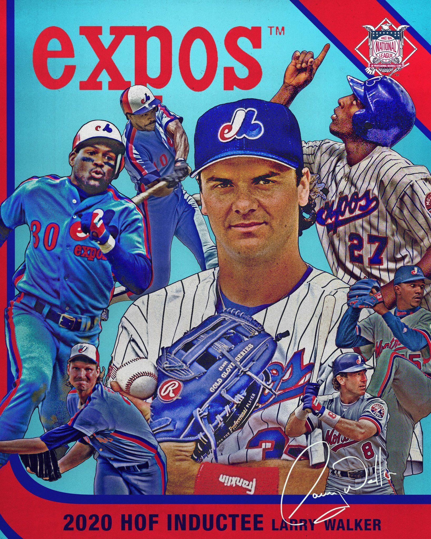 Mlb On In 2020 Larry Walker Mlb Yankees World Series