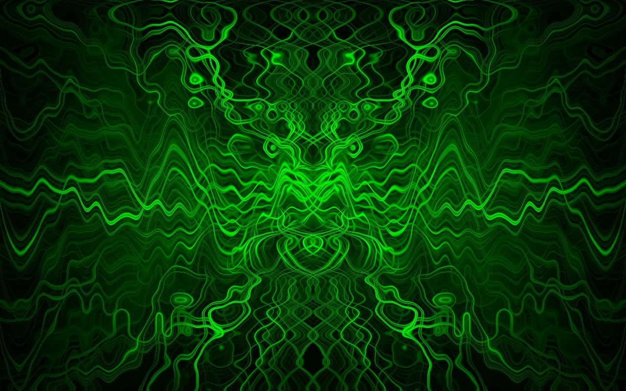 electricfied green Background Electricity Electric Green
