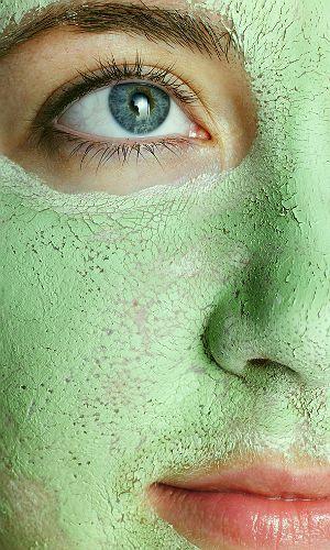 Argila Verde No Rosto Elimina Cravos E Espinhas Dermatologista