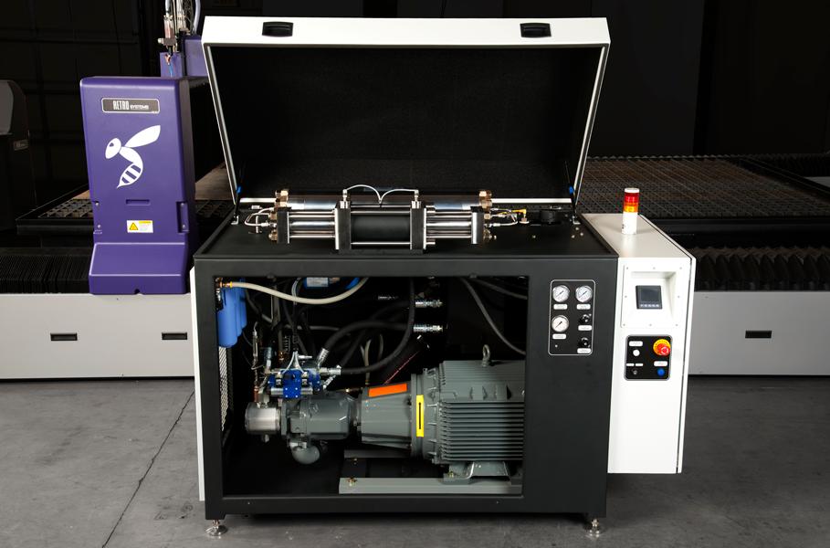 Hypertherm Hyprecision Water Jet Pumps Water Jet Jet Machine Aqua