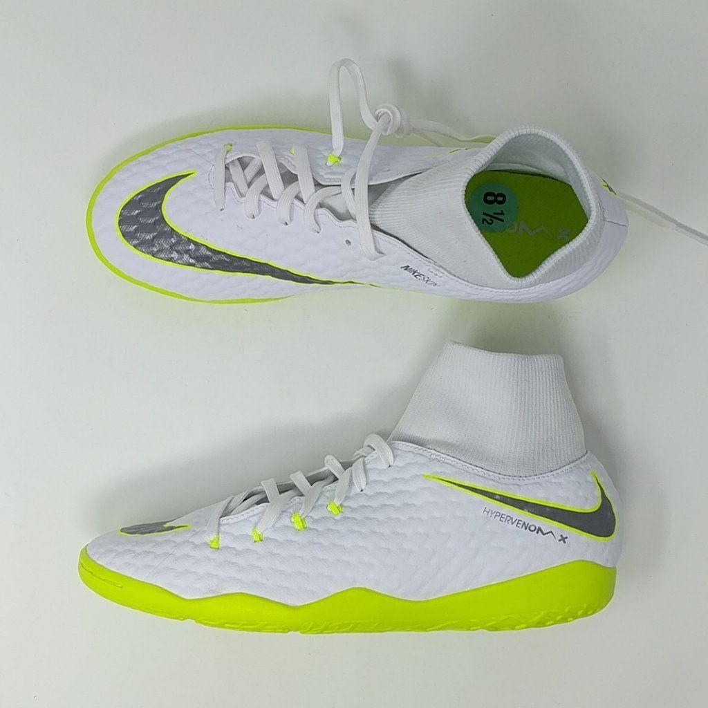775c6a844658 Nike Hypervenom PhantomX 3 Academy DF IC Size 8.5 New AH7274-107 – LoneSole