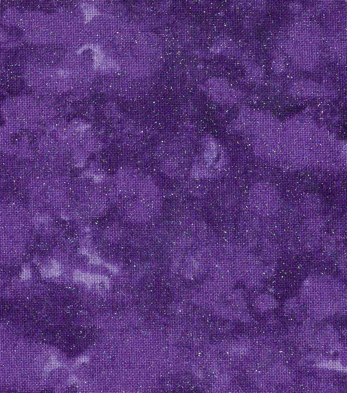 "1 yard  /""Frosty/"" Purple Blender  Fabric"