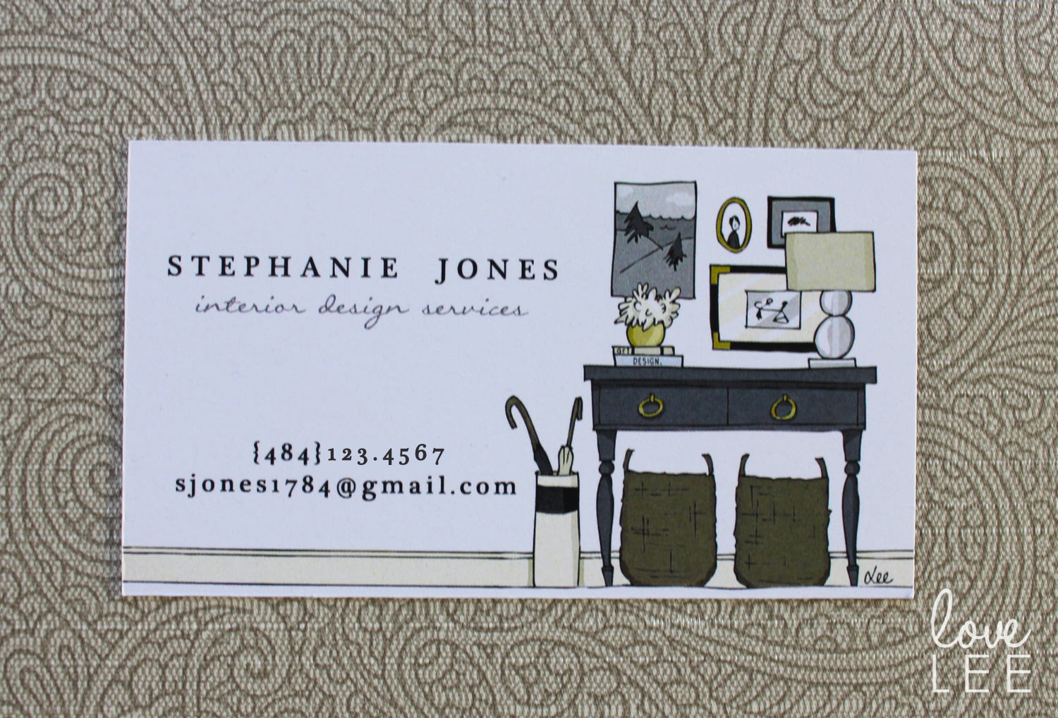 Business card design lee owens design business card design lee owens design sample business cardsbusiness card interior reheart Gallery