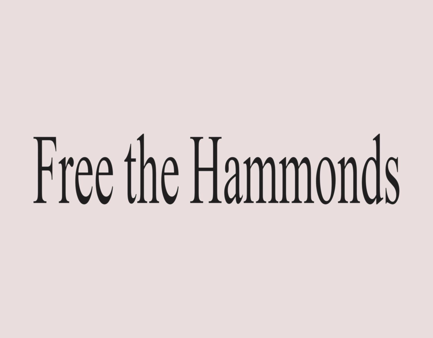 Free the Hammonds Political Prisoners Ranchers US Constitutional ...