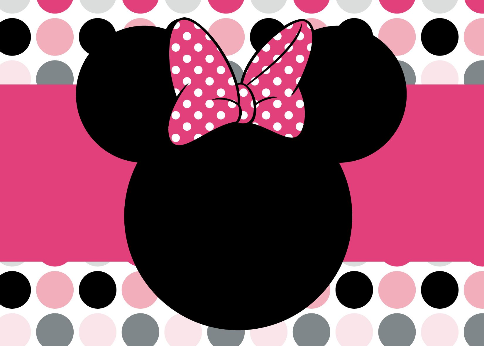 Frases de invitaciones de cumplea os para poner de fondo 2 - Cumpleanos minnie mouse ...