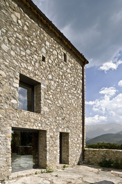 Gallery of house in travesseres garc s de seta bonet - Arquitectes lleida ...