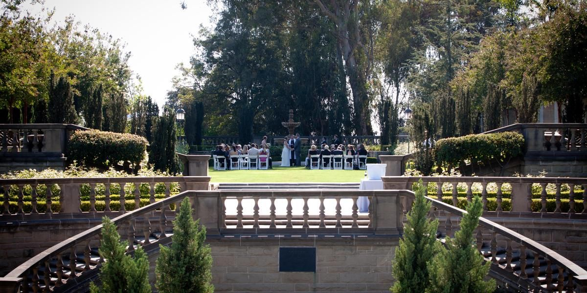 Greystone Mansion Wedding Venue Los Angeles
