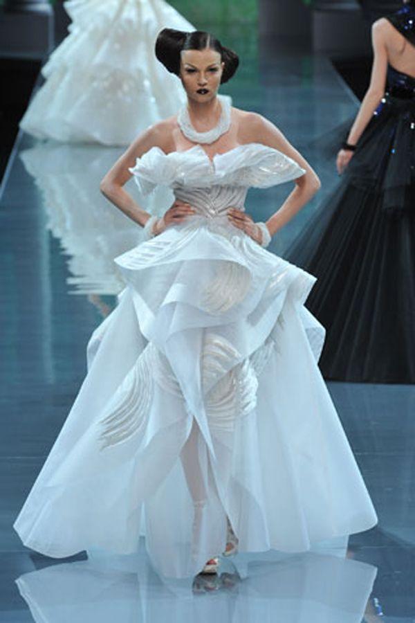 Images of Dior Wedding Dresses - Reikian