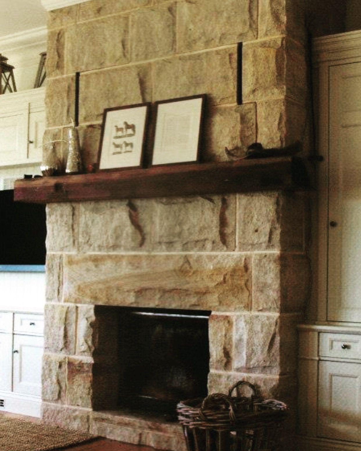 Sandstone Fireplaces  Living Room  Pinterest  Sandstone