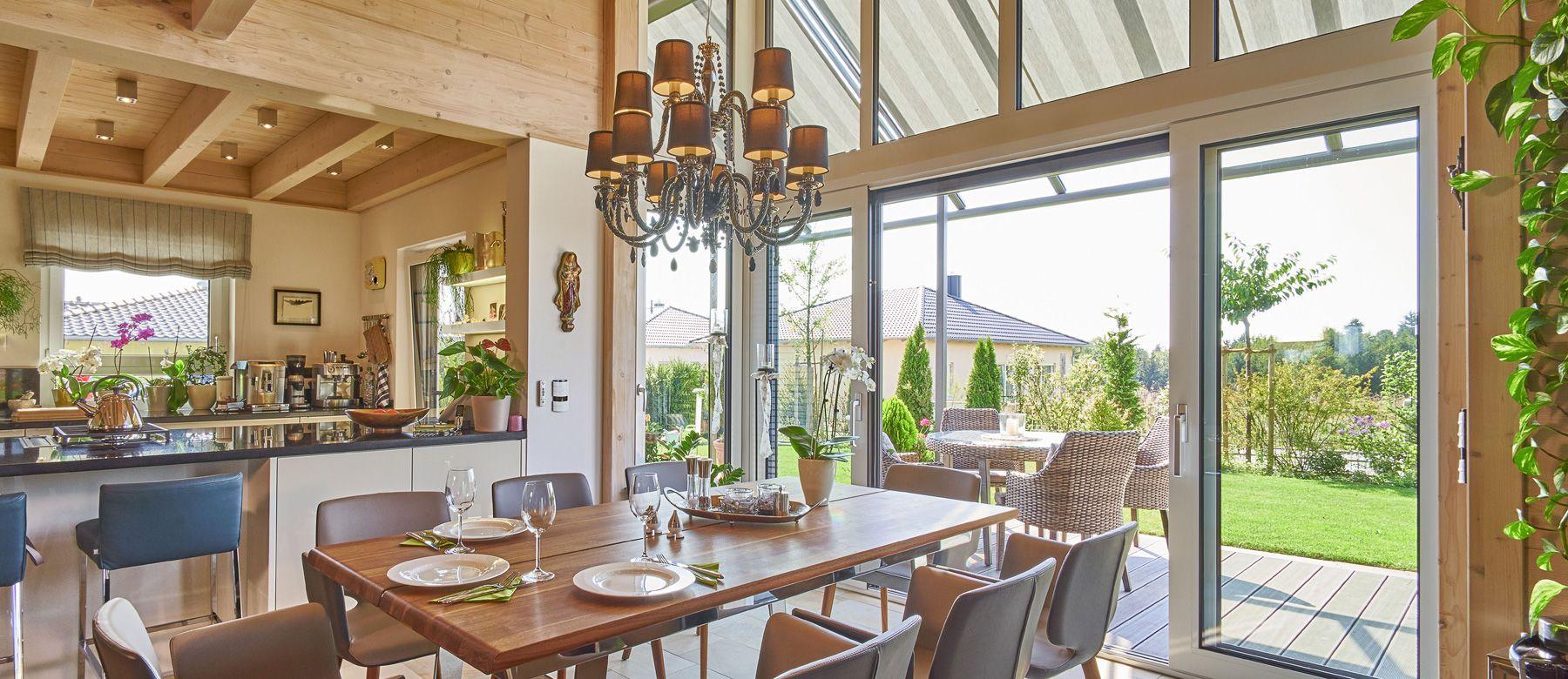 Kundenhaus Niederhofer - ein Traum von einem Sonnleitner-Holzhaus ...