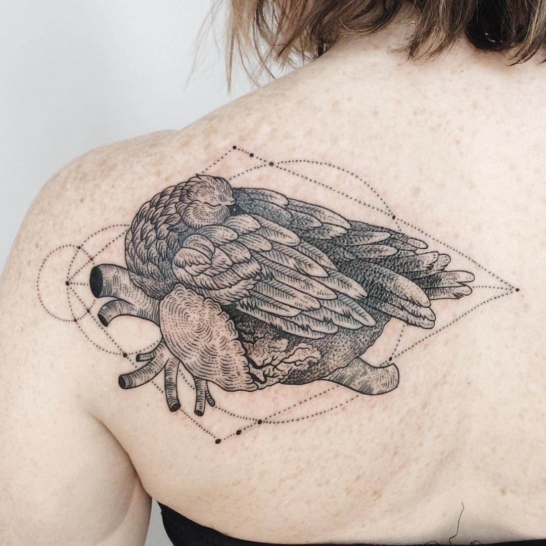 Geometric Tattoos Portland: Pony Reinhardt Tattoo - Portland, OR