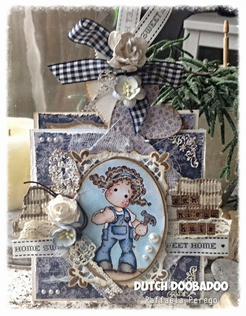 472.948.009 Dutch Paper Art Keys door Raffaela Perego