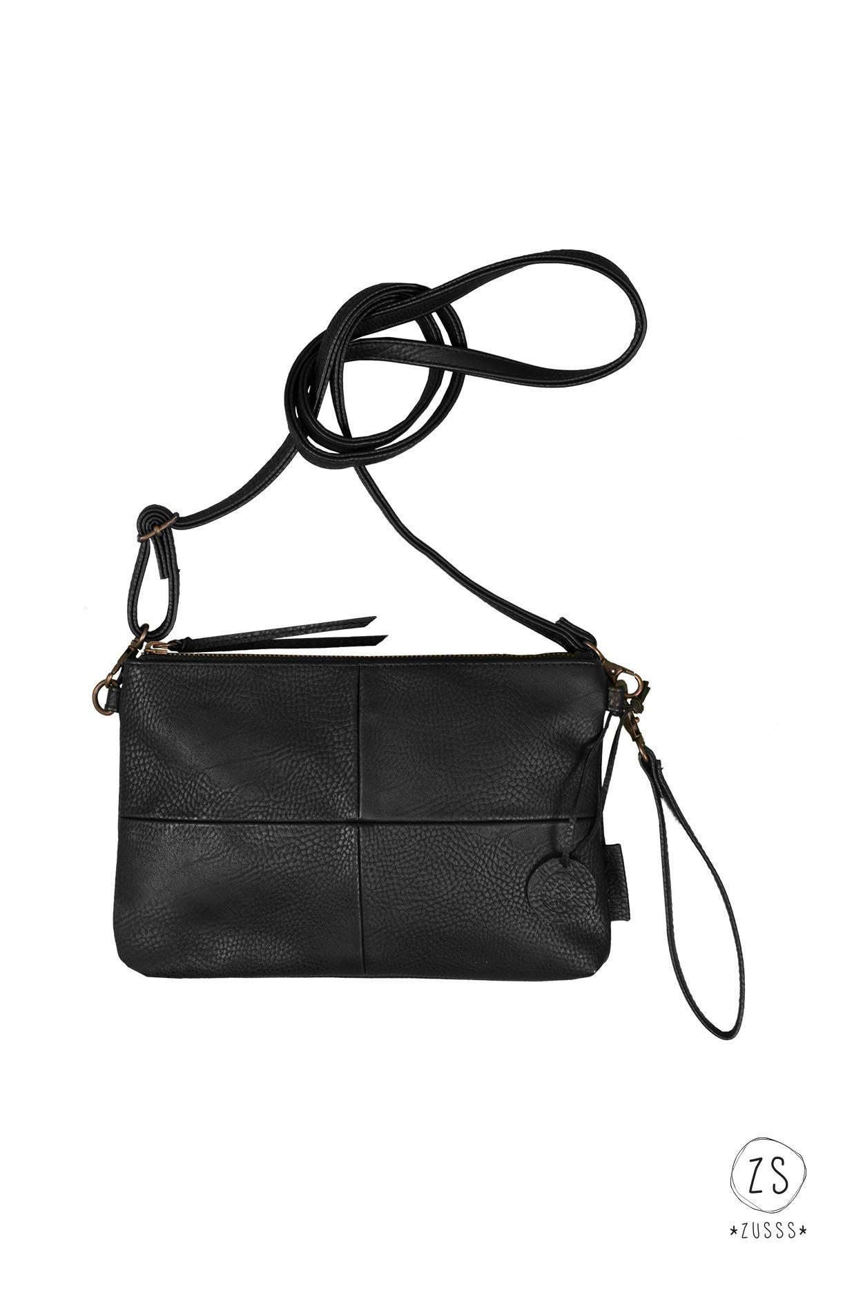 bb8fe294f11 Leuke tas S zwart - shop jouw favoriete tas bij Zusss! | ZUSSS | Tassen -  Bags, Clothes en Fashion