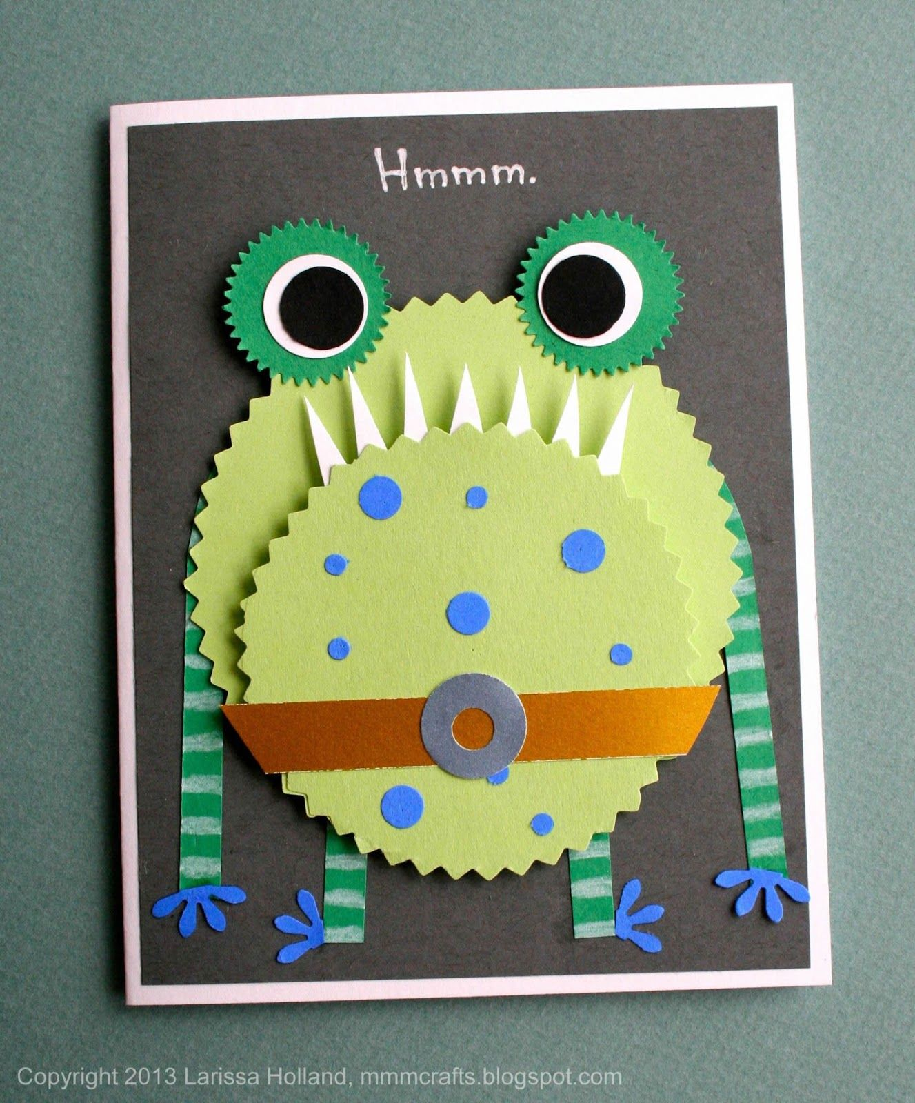 Mmmcrafts: Birthday Card For Young Jedi Clark