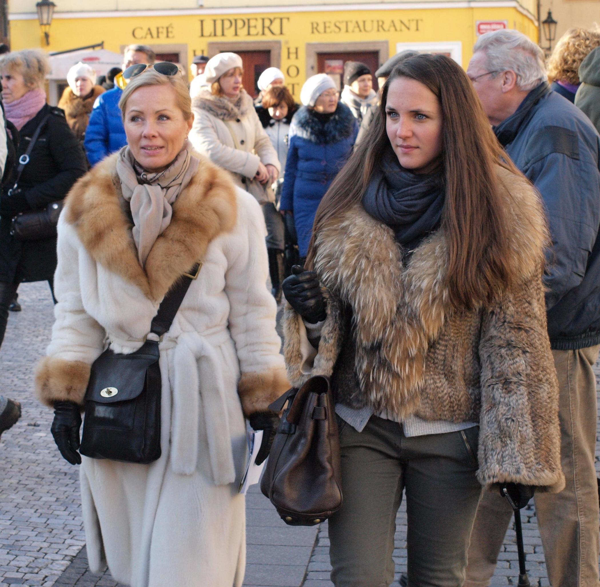 Fur coat fetish gallery nice see