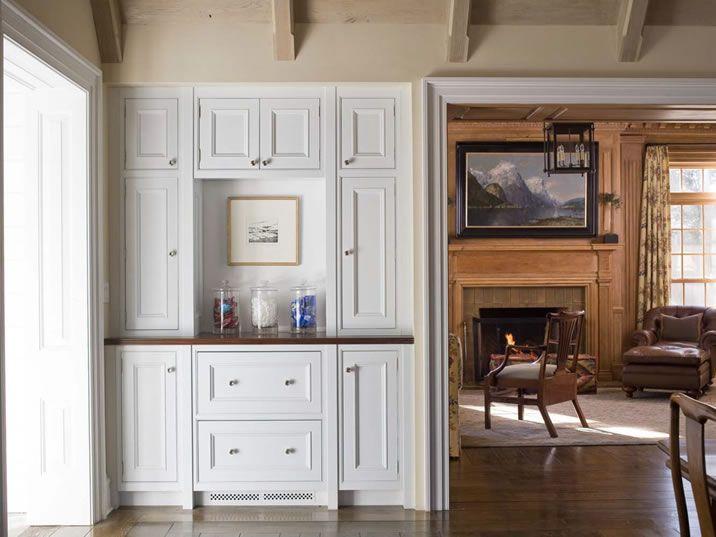 Nook in Kitchen- P Howard