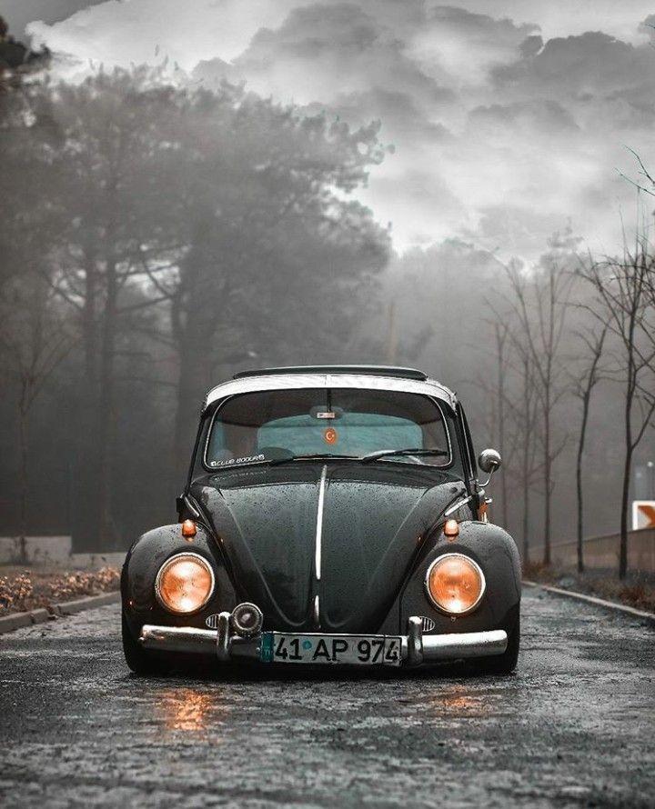 1965 VW BEETLE KAFER #retro #cars #vw #kafer #vosvos #turkey #black ...