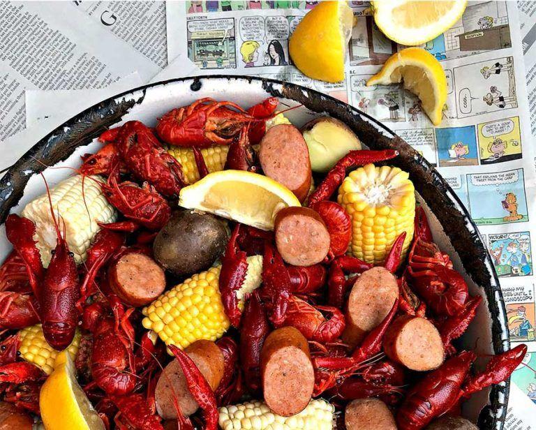 Easy louisiana crawfish boil recipe recipes crawfish