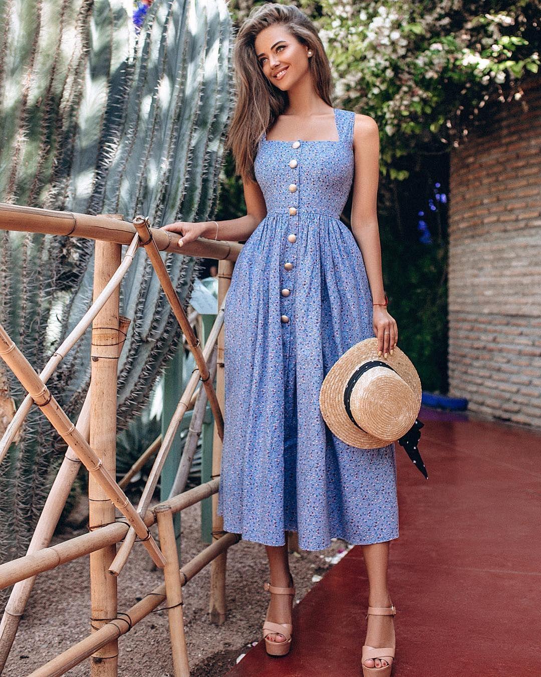 """0b97e9bc842 ⚜Одежда Yana Lukacher⚜ on Instagram  """"💙💧💎🦋Новинка!!!💙🦋💧💎  Потрясающей красоты платье «ДЭМИ» из натурального хлопка🙏🏼 Такое летнее"""