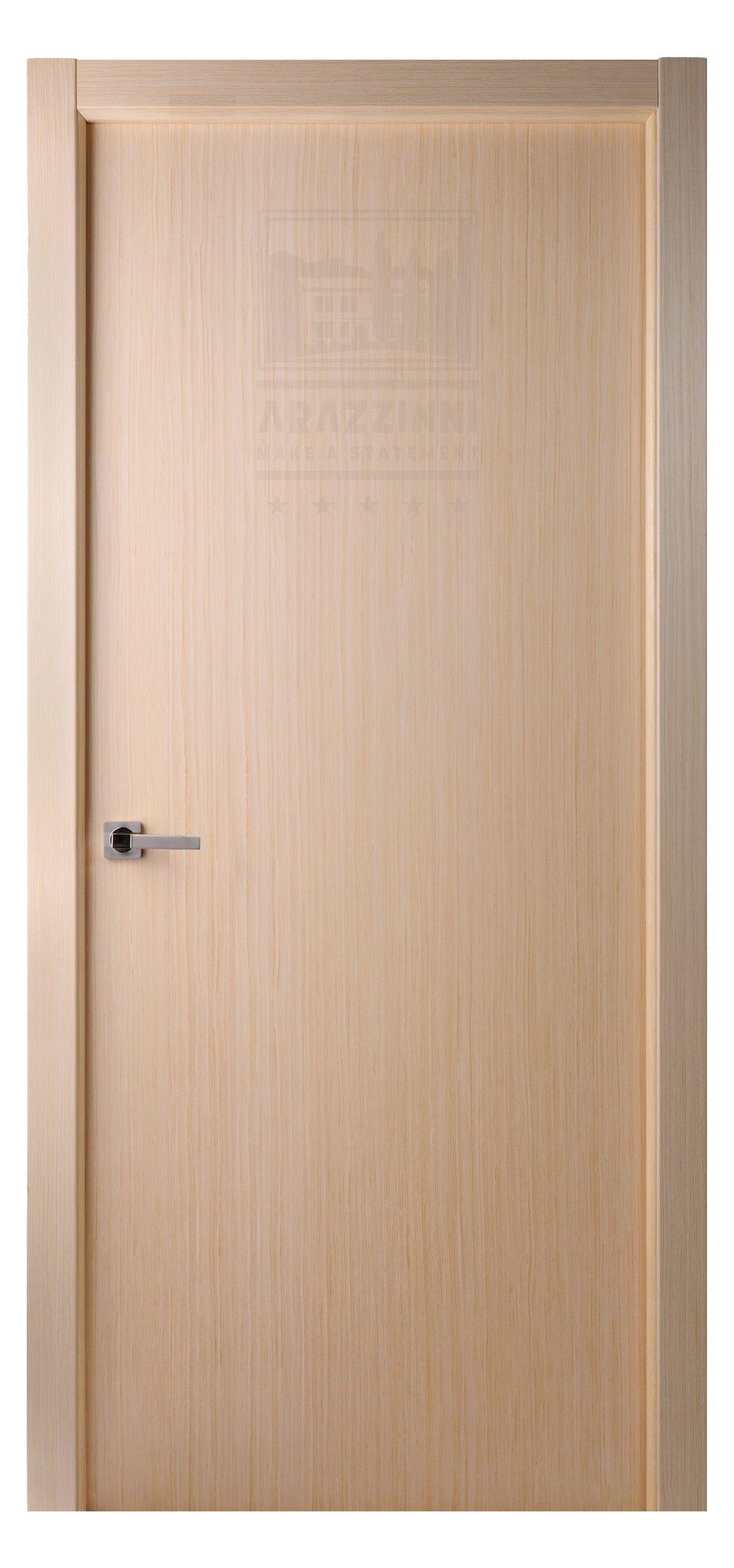 Exceptionnel Classica Ultra 8 Ft. Interior Door Bleached Oak