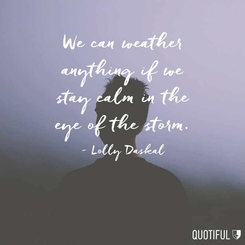6 Great Books For Quote Lovers Quotes Quotes Eye Of The Storm