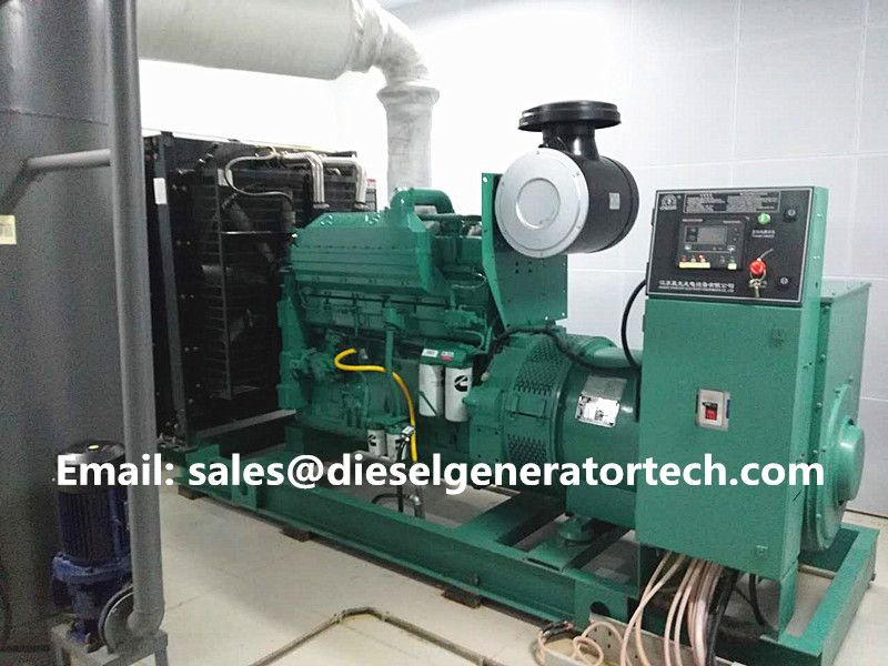 Cummins Diesel Generator Water Cooled Diesel Generators Cummins Engine Diesel