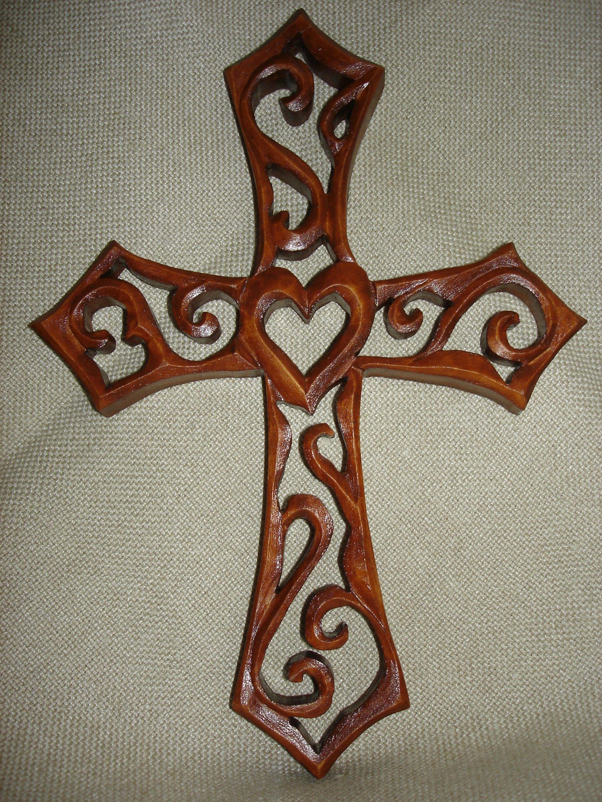 Wooden cross handmade cross wood carving cross christmas cross wooden cross handmade cross wood carving cross christmas cross cross wall decor amipublicfo Gallery