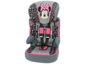 9274e31b1fb32 Cadeira para Auto Disney Minnie Mouse - Beline SP First para Crianças até  36kg