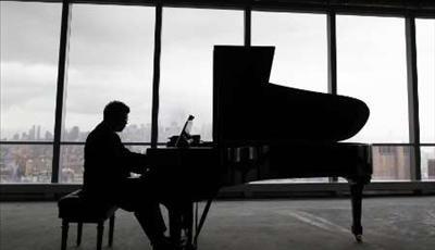 Man Playing Grand Piano | www.pixshark.com - Images ...