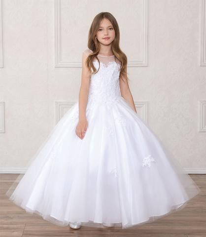 Huge selection of flower girl dresses and formal dresses at ...