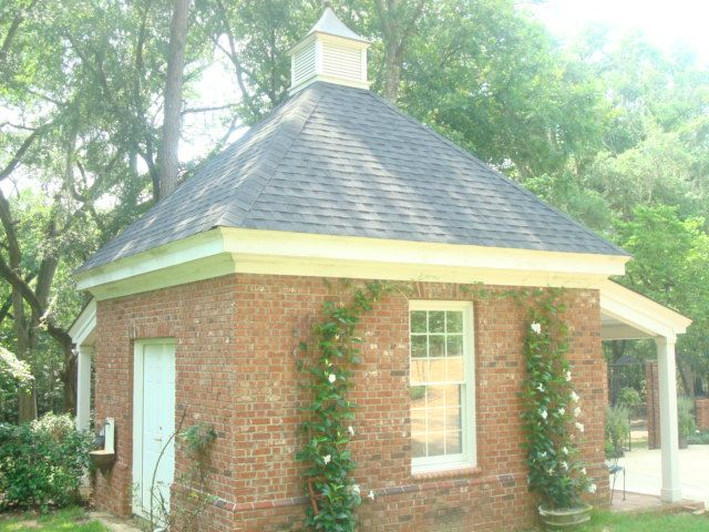 custom brick garden shed terrell county georgia visit us at stevecoxincnet - Garden Sheds Georgia