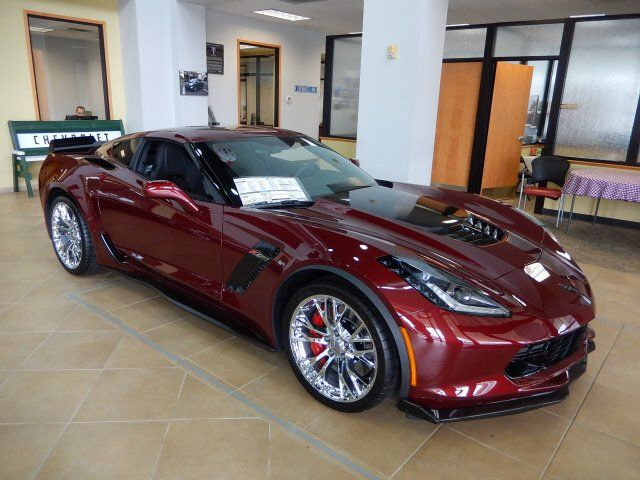 Cars For Sale New 2017 Chevrolet Corvette Z06 Coupe For Sale In