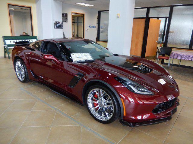 Cars For New 2017 Chevrolet Corvette Z06 Coupe In Wildwood Fl