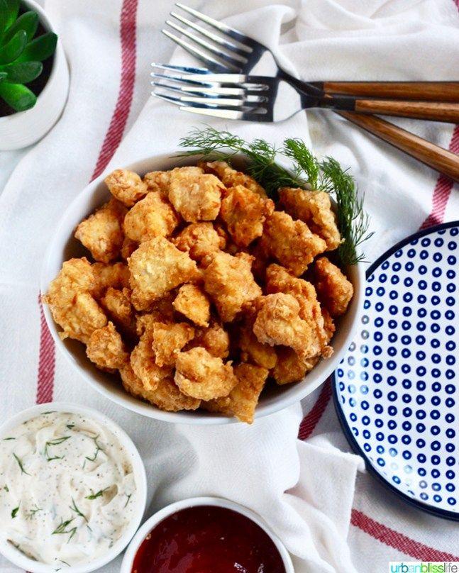 Air Fryer Popcorn Chicken Air fryer recipes healthy
