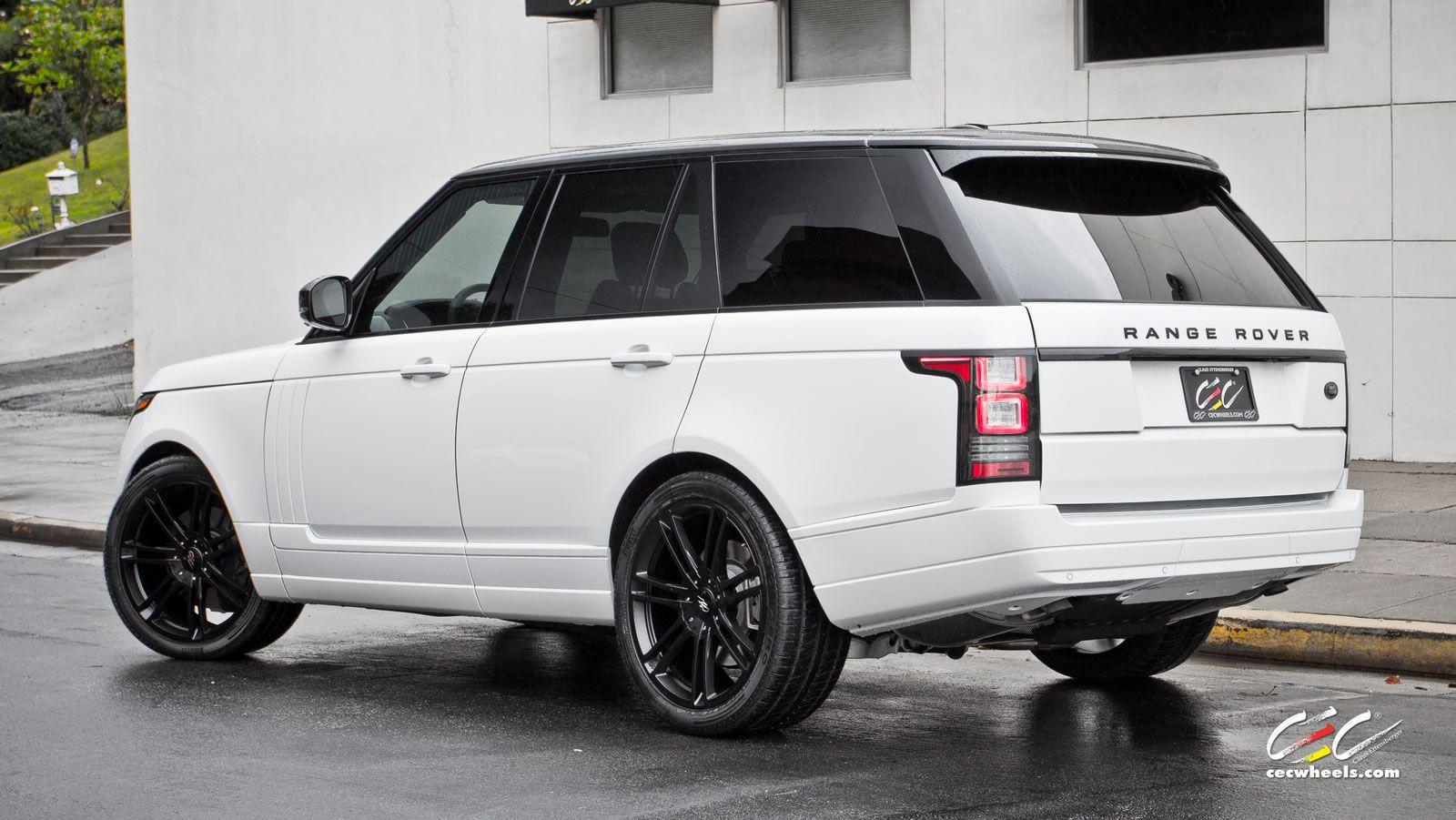range rover sport 2013 white with black rims. Black Bedroom Furniture Sets. Home Design Ideas